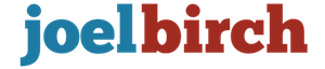 Joel Birch Mobile Retina Logo